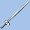 T Form Sliding Handle