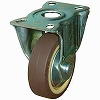 420SR Rigid Caster, Nylon Wheel,