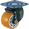 540S Swivel Caster, Urethane, With Ball B, Wheel, for Low-Floor Heavy Loads