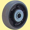 Wheel (nylon foil made of urethane (bearing pieces) car)