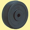 Wheel, Hard Rubber Wheel