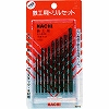 Ironworks  drills, 10 piece set