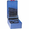Ironworks drills, 25 piece set