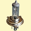 Efficient Halogen Bulb H4 24V