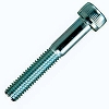 Hex Bolts, Scm435/ Unichrome ) Half Screws