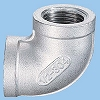 Elbow Stainless Steel Made Threaded Pipe Joints