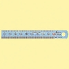 1.5 m stainless steel ruler