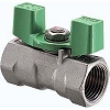 600 Type Stainless Steel Ball Valve Utkmw Series KITZ