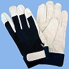 Buy leather working gloves online in Singapore