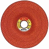 "Elastic Grinding Wheel, ""Super Resi Techma SRT"""