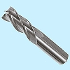 Super Hard regular shank end mill 4 flute