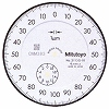 Standard type dial gauge (eye scale 0.001 mm)