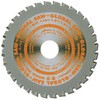 Global saw for spiral ducts