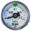 Round Pressure Gauge for Regulator