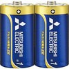 Alkaline batteries EXD series single-1 form