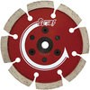 Great cutter segment type For hard concrete , With flange