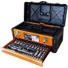 Tool Box +56 pcs Socket Set