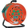 Electric tool drum with special function Earth check reel