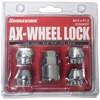 Penetration Lock Nut Set, Ax-Wheel Lock