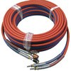 Oxyacetylene for twin hose screw
