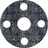 Whole Surface Gasket for Flanges, For Steam