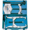 Bearing grip puller set