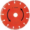 For concrete diamond saw