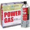 Power gas