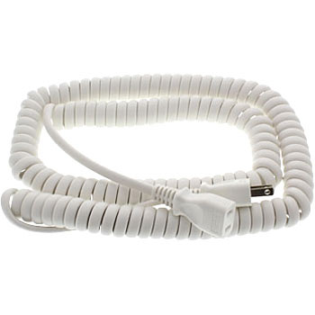 Curly tap (extending extension cord)