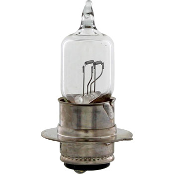 For two-wheeled vehicles Standard halogen PH7 6V