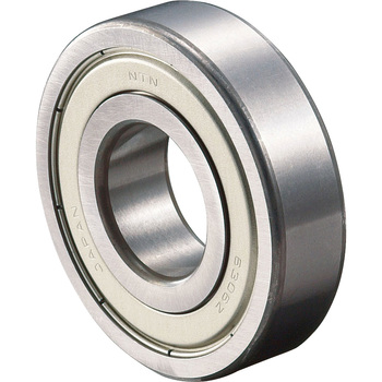 Deep groove ball bearings 6200 series Z NR