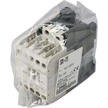 Contactor-type electromagnetic relay SR-T series