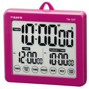 Target Timer SATO KEIRYOKI MFG timer [MonotaRO Singapore] ~