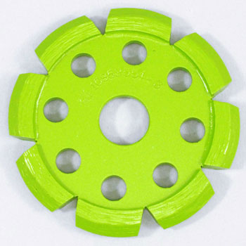 "Light Green ""V cutter"""