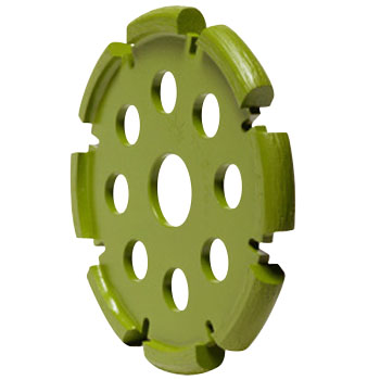 "Light Green ""U cutter"""