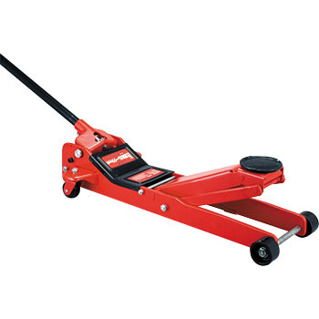 Hydraulic low-floor garage jack 2t