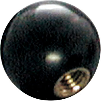 Plastic grip ball BB (core metal-cored)