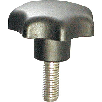 Seven Rob knob stainless steel (male thread) SLK-sus
