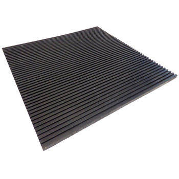 Vibration Pad, Natural Rubber Rubber Hardness 60, 75,