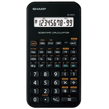Standard function calculator 68 function
