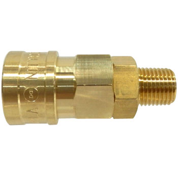 High Coupler Socket, For Mounting Male Thread