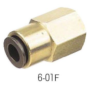 Touch Connector Fuji / Female Connector, Metal