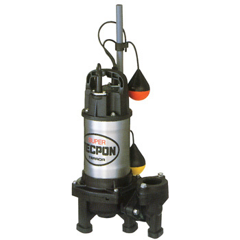 Submersible pump automatic for filth