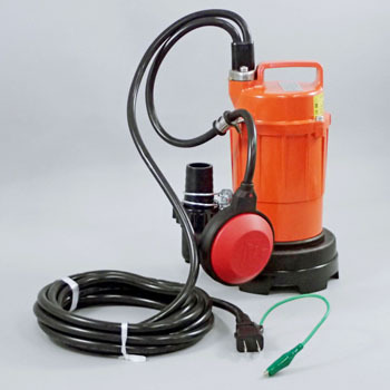 Small underwater pump