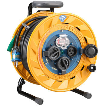 Rainproof Outlet Cord Reel, GFL type