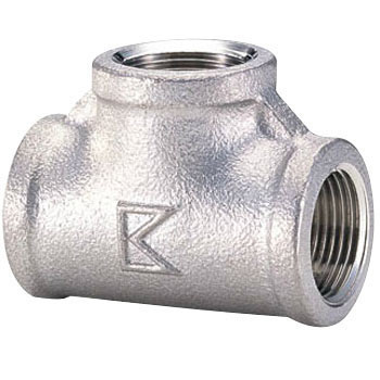 Tee Threaded Pipe Fitting