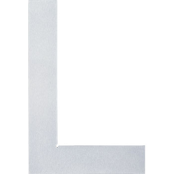 Flat Right Angle Ruler