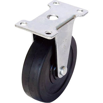 ER type fixed car (rubber wheel)