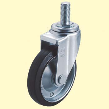 Sjt Type Swivel Caster, Double Bearing, And Screw Type