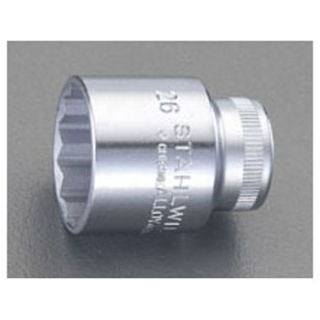 1/2 sqx 21 mm socket
